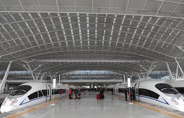 广州市高铁