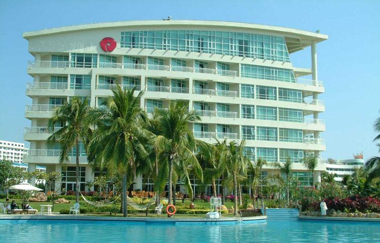 银泰度假酒店