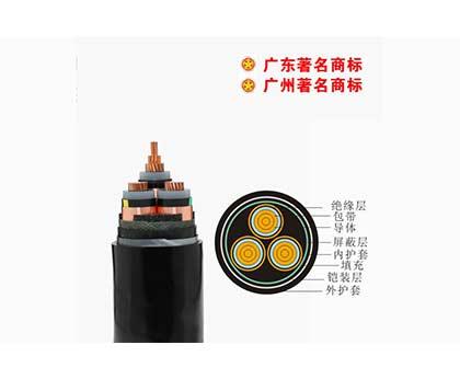 如何辨别珠江电缆中的低压线路和高压线路?