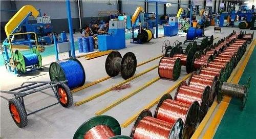 电缆生产安全规范之拉丝生产安全