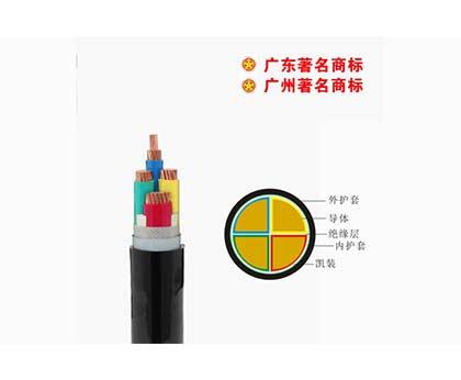 ZR-VV22 0.6/1kV花城电缆