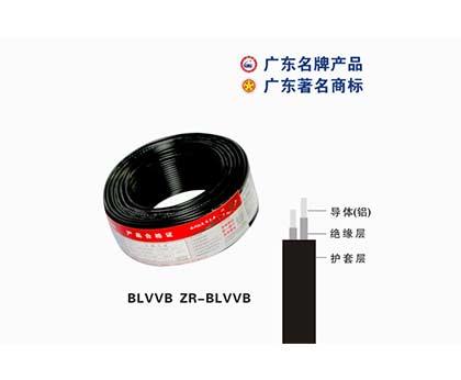 BLVVB ZR-BLVVB珠江电缆
